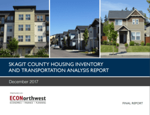 Skagit County Housing Inventory and Transportation Analysis