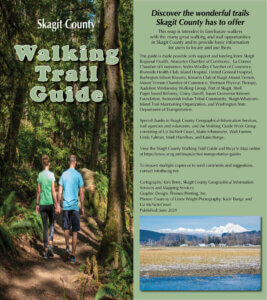 Skagit County Walking Trail Guide Cover